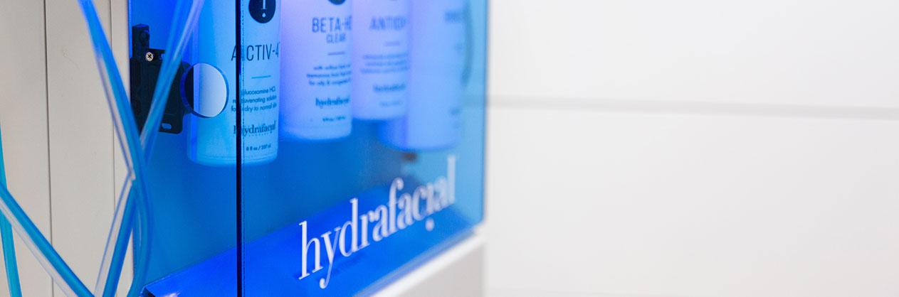 HydraFacial® améliore le capital peau